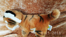 "12"" SOFT SMITHSONIAN NATIONAL ZOOLOGICAL PARK BABY BENGAL TIGER CUB PLUSH"