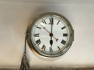 ASTRAL COVENTRY SHIPS CLOCK