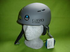 Skihelm Giro Discord Dark shadow matt 52-55,5 Softshell Neu Snowboard-Ski-Helm