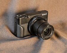 Sony Cyber-shot DSC-RX100 V ~~ FIVE, not SIX ~~ 20.1 M5 Digital Camera - Black