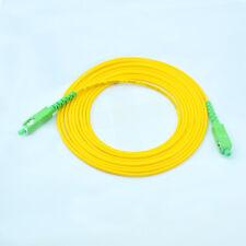 !IN STOCK 1M SC/APC-SC/APC Optical Fiber jumper SC/APC-SC/APC