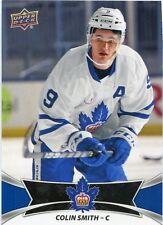16/17 UPPER DECK AHL #84 COLIN SMITH TORONTO MARLIES *31005