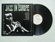 "LP 33T VARIOUS ARTISTS ""Jazz in Europe"" CONCERT HALL SJS 1303 EUROPE §"