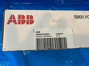ABB: S800 I/O: 3BSE025255R1 -CI820V2 : ADVANT S800 I/O REDUNDANT FCI MODULE