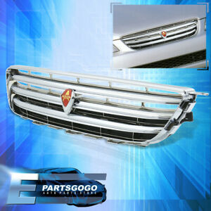 For 01-05 IS300 XE10 Chrome Replacement Altezza Style Grille + VIP JDM Emblem
