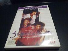"""DVD """"3 TROIS HOMMES ET 1 UN COUFFIN"""" Roland GIRAUD, M. BOUJENAH / Coline SERREAU"""