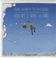 (CZ552) Rewd Adams & The Last Skeptik, How Not To Make A Living - 2012 DJ CD