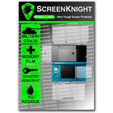 ScreenKnight Nintendo 3DS FULL BODY SCREEN PROTECTOR Military invisible shield