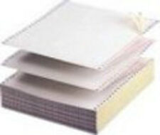 "11 x 9.5"" LISTING PAPER 2 PART PLAIN NCR.  BOX 1000"