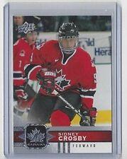 2017-18 Sidney Crosby Upper Deck Equipo Canadá #20