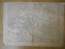 G Delisle - CARTE DU MOYEN ORIENT . 1780