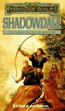 Dungeons & Dragons Forgotten Realms Shadowdale: Avatar Trilogy Book 1 PB 1989