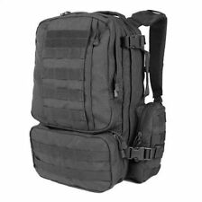 Condor Convoy Backpack - Black - 169-002 - New