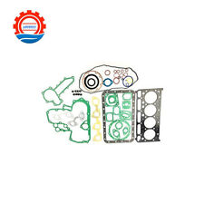 New Engine Gasket Kit for Kubota V2203T V2203 Diesel Excavator Skid Steer Loader