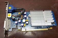 GeForce 6200TC 64MB PCIe HDTV DVI 256MB Video Graphic Card