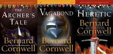 GRAIL QUEST Historical Military Fiction Series Bernard Cornwell PAPERBACKS 1-3