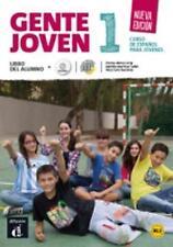 Gente Joven - Nueva Edicion: Libro Del Alumno + CD by Difusion Centro de Publicacion y Publicaciones de Idiomas, S.L. (Mixed media product, 2013)