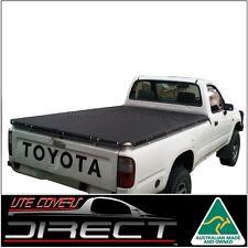 Tonneau Cover suits Toyota Hilux Single Cab (1989-Mar2005) Stretch Cord(JDeck)