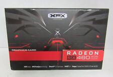 XFX ATI AMD Radeon RX 460 4GB GDDR5 PCI Express 3.0 Graphics Card