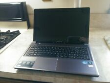 Lenovo Core i5 Z580 IdeaPad Laptop powers on no screen appears for parts