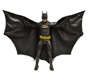 NECA Batman (1989 movie) Batman (Keaton) 1/4 scale action figure - NEW IN STOCK