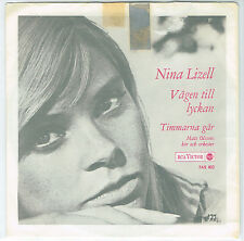 Nina Lizell - Vägen till lyckan (rar swedish single)
