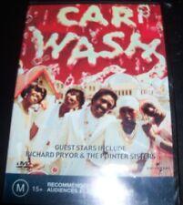 Car Wash / Carwash (Franklyn Ajaye) (Australia Region 4) DVD - NEW