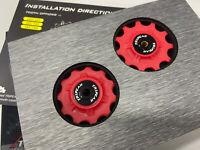 Tripeak Oversized Pulley Wheel 11//15T Derailleur Pulleys for 91xx Series