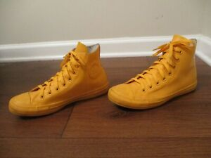 Used Men's Sz 7.5 Fit Like 8-8.5 Converse Chuck Taylor All Star Hi Shoes Rubber