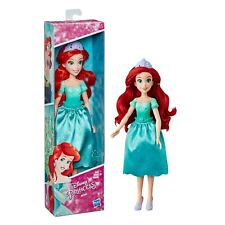 "New ListingDisney Princess Ariel 11"" Doll with Tiara and Skirt - The Little Mermaid Doll"