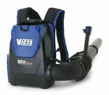 VICTA 82V Cordless Brushless Electric Back Pack Backpack Leaf Jet Blower Turbo