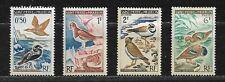 Timbre SAINT-PIERRE & MIQUELON - 364/67* - Oiseaux - 1963 -NEUFS avec charnières