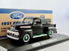 "1951 Ford F-1 Pick-up  schwarz   / Greenlight  ""Green Machine"" 1:43"