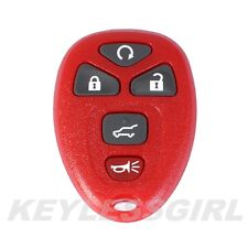 New Red Keyless Entry Remote Start Fob Power Clicker Control OUC60270 15913415