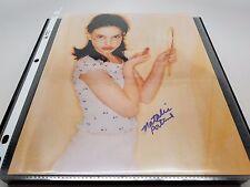 Natalie Portman Autographed 8X10 Photograph Very Sexy w/COA