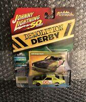 New Johnny Lightning 50 Years 1:64 Scale Demolition Derby 1976 Dodge Aspen