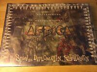 Africa 1880 board game. Aged 12+ Eng/German rules - BNIB Sealed