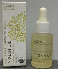 The Essentials Moroccan Argan Oil by Acure Organics, 1 oz