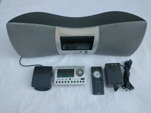 Sirius XM Satellite Radio Delphi SA10000 SKYFi  System Boombox SA10001