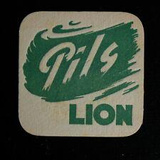 Sous-bock Pils Lion bierviltje bierdeckel coaster