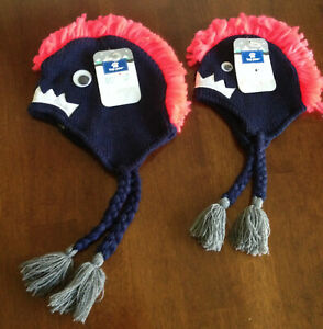 NEW TOP PAW Dog Pet Winter Knit SMALL Hat Navy Monster - SALE