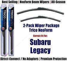 2pk Super-Premium NeoForm Wipers fits 2010-2014 Subaru Legacy 16260/190