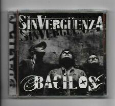 Sin Vergüenza by Bacilos CD NEW
