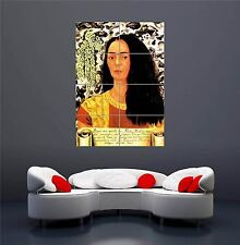 FRIDA KAHLO SELF PORTRAIT NEW GIANT WALL ART PRINT PICTURE POSTER OZ233