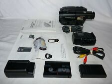Sony Handycam CCD-TR73 8mm Video8 Camcorder VCR Player Stereo Video Transfer