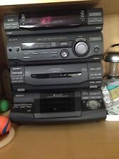 Sony Compact HI-FI Stereo System LBT-D790  vintage