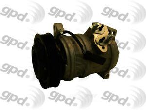 A/C Compressor-New Global 6511634