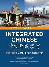 Integrated Chinese: Textbook Simplified Characters, Level 1, Part 2 Simplified T