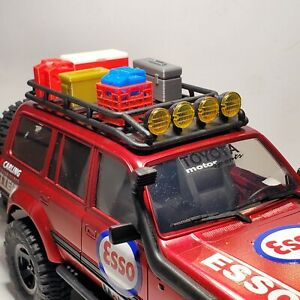 1/18 scale Accessories for Rochobby Katana and other 1:18 scale 4x4 Trucks
