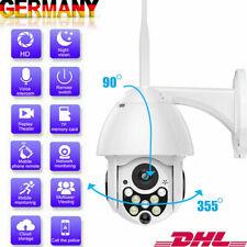 1080P HD IP Kamera Wifi Außenüberwachung CCTV PTZ Smart Home Security Kamera